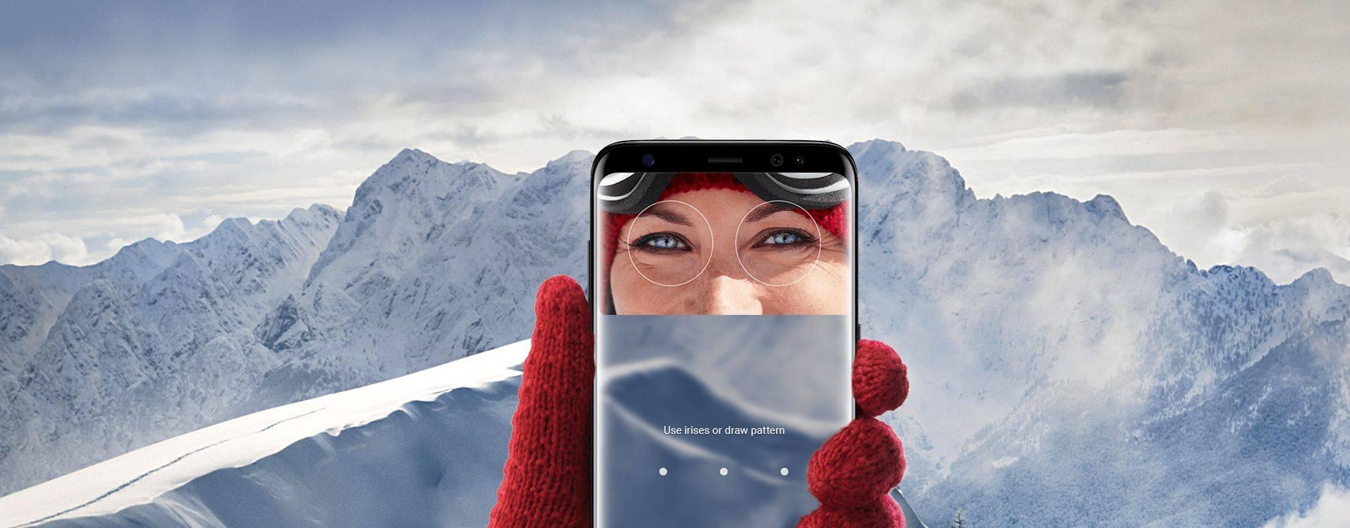 Samsung Galaxy S8 Bezpieczenstwo