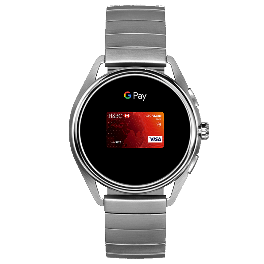 smartwatch with functions