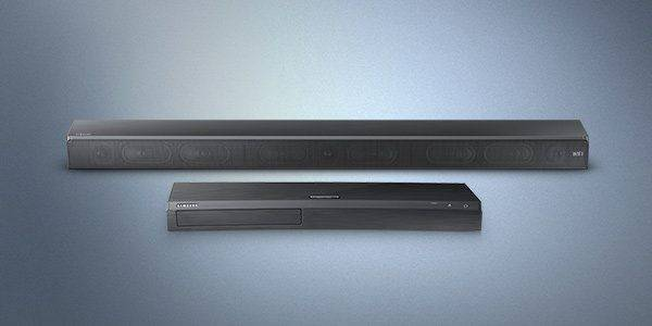 Samsung Blu-ray UBD-M8500 4K Ultra HD