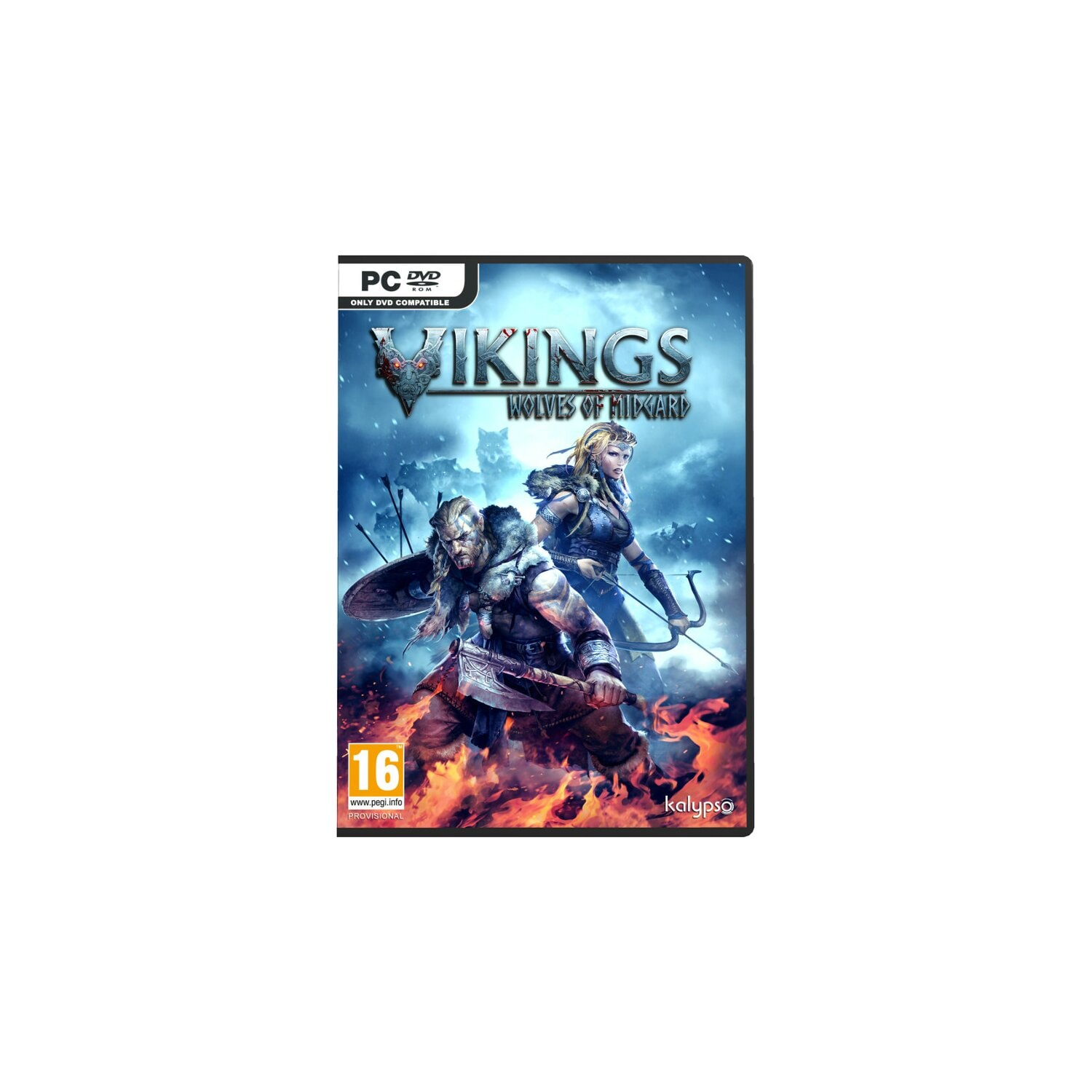 Gra PC Vikings: Wolves of Midgard
