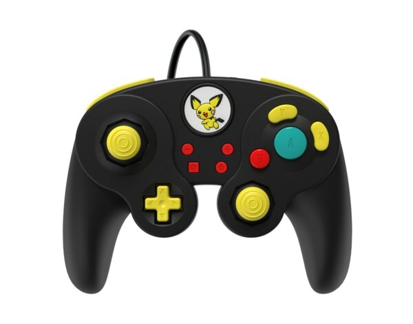 Kontroler PDP Wired Fight Pad Pro - Super Smash Bros. Pichu do Nintendo Switch