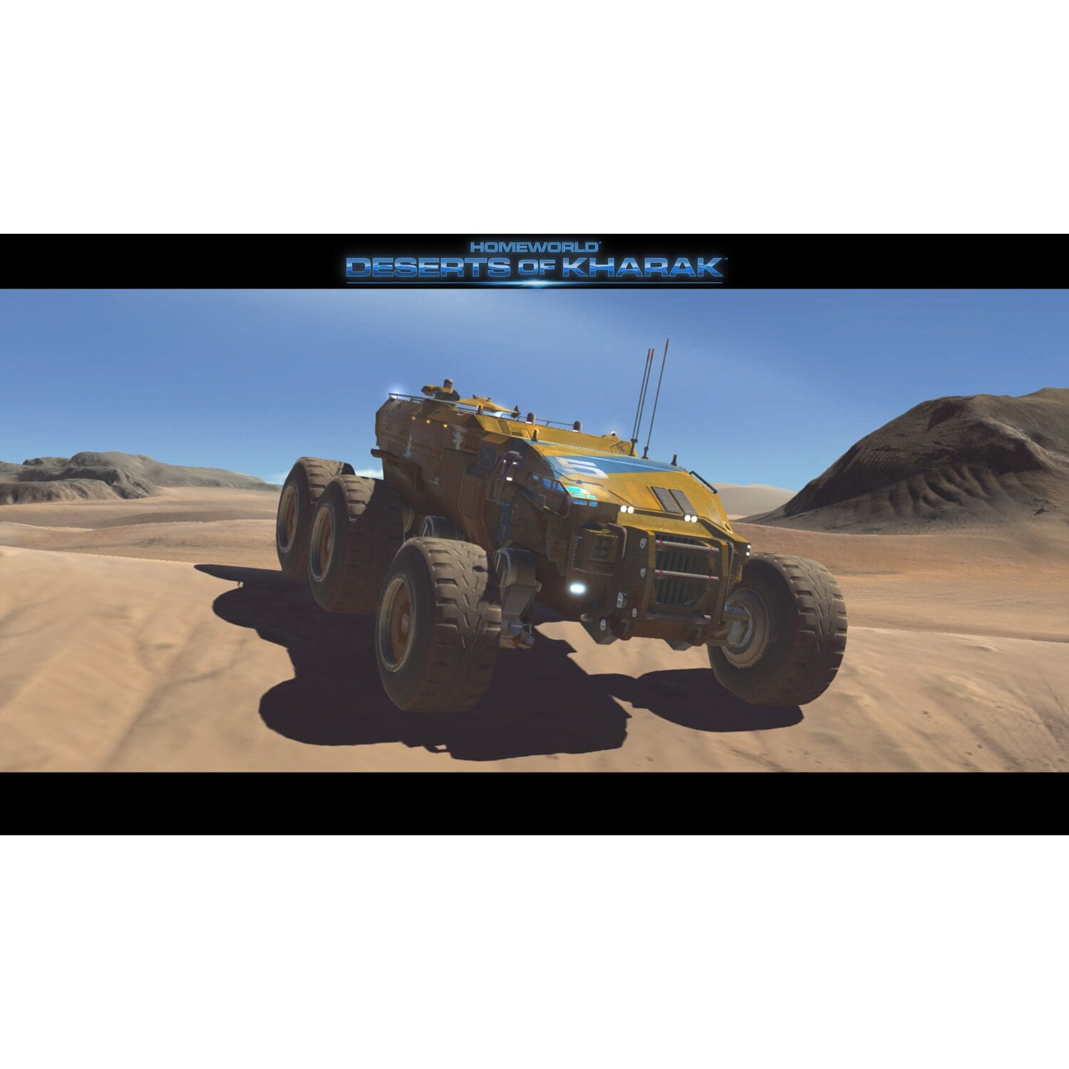 Gra PC Homeworld: Deserts of Kharak (Seria Day 1)