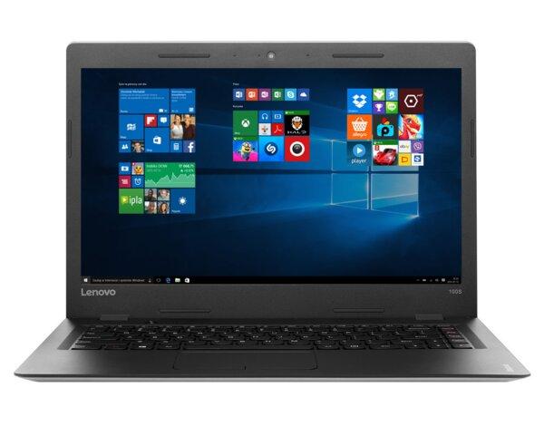 716a06e68a108 Laptop LENOVO Ideapad 100S-14IBR Srebrny 80R900L7PB