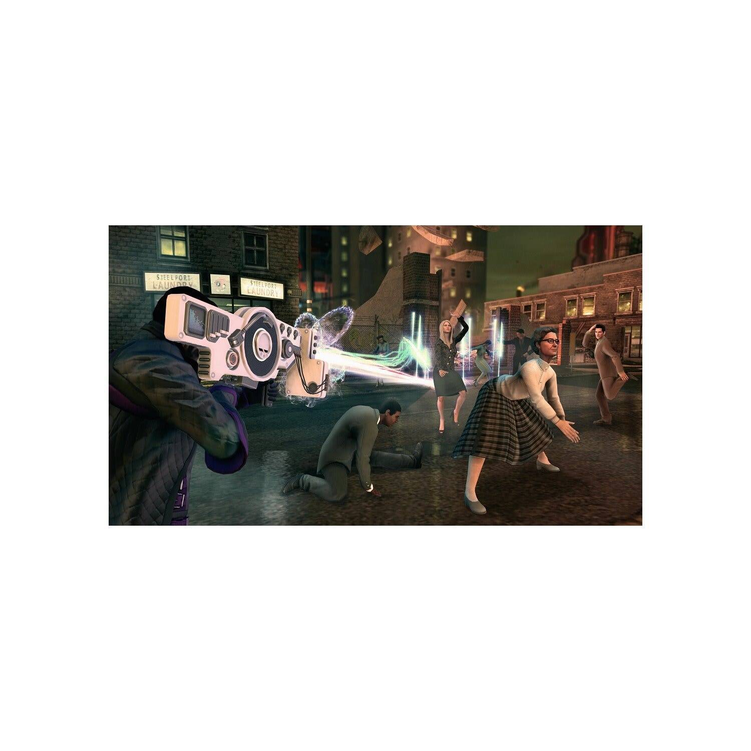 Gra Nintendo Switch Saints Row: IV – Re-Elected