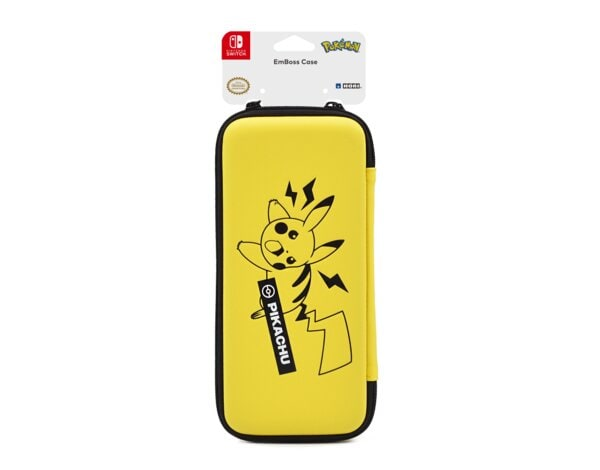 Etui HORI EmBoss Case Pikachu do Nintendo Switch