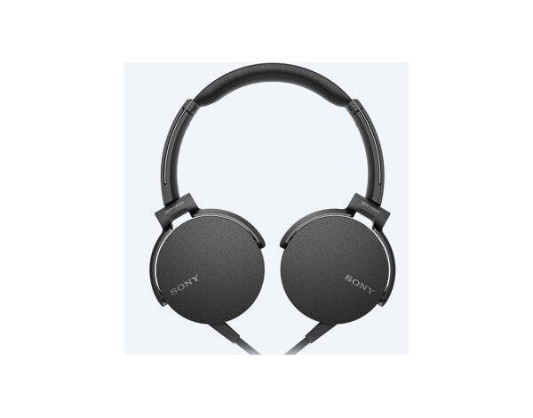 Słuchawki SONY MDR XB550AP Czarny