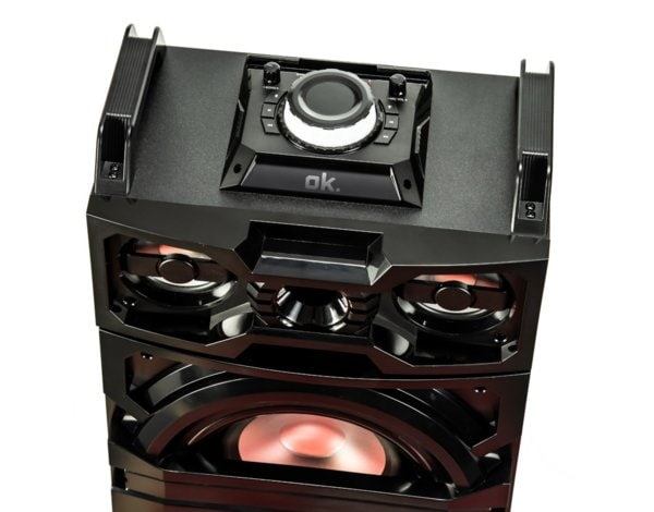 System audio OK OPK 1000