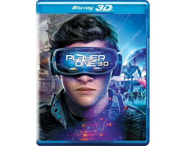 Player One 3D (2BD)