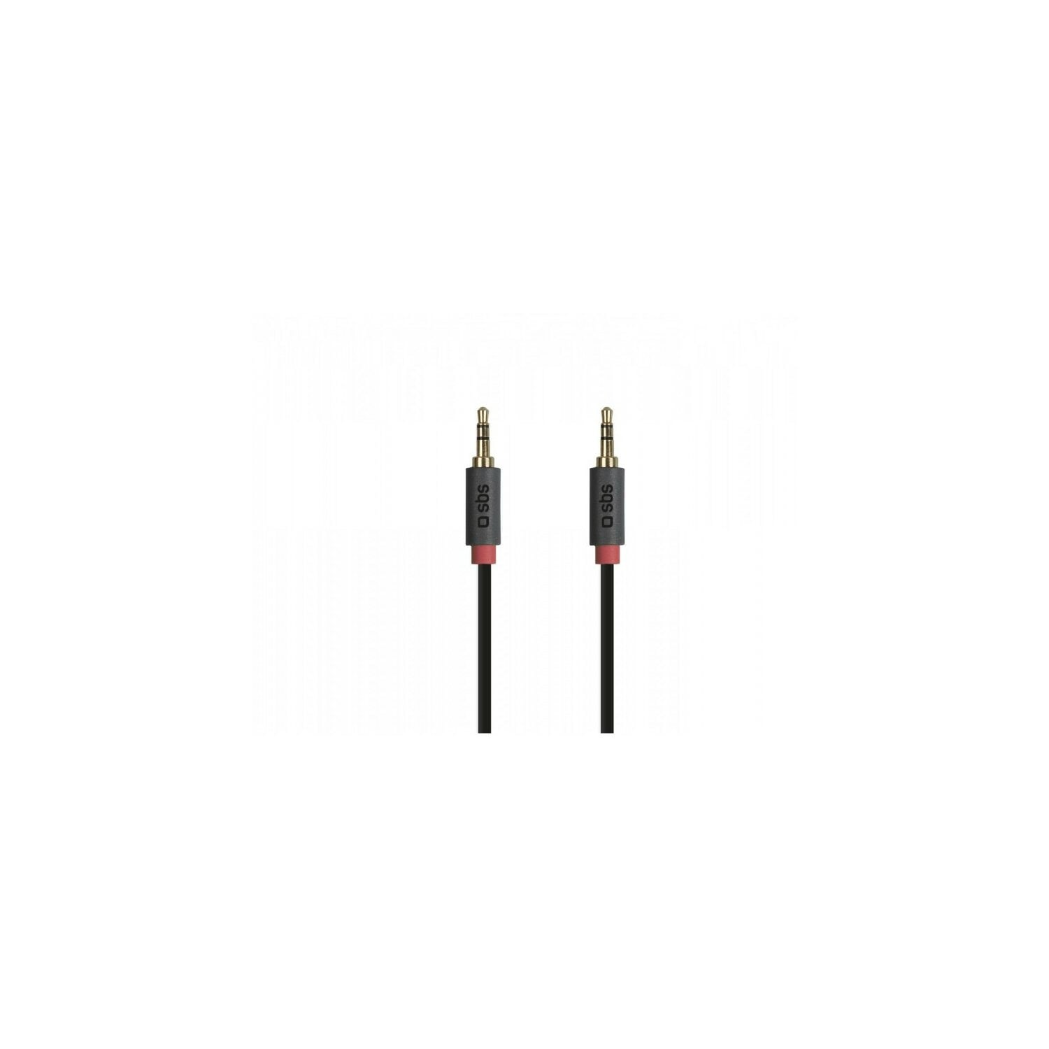 Kabel SBS Audio stereo 3,5mm jack mobile and smartphones 1,5m