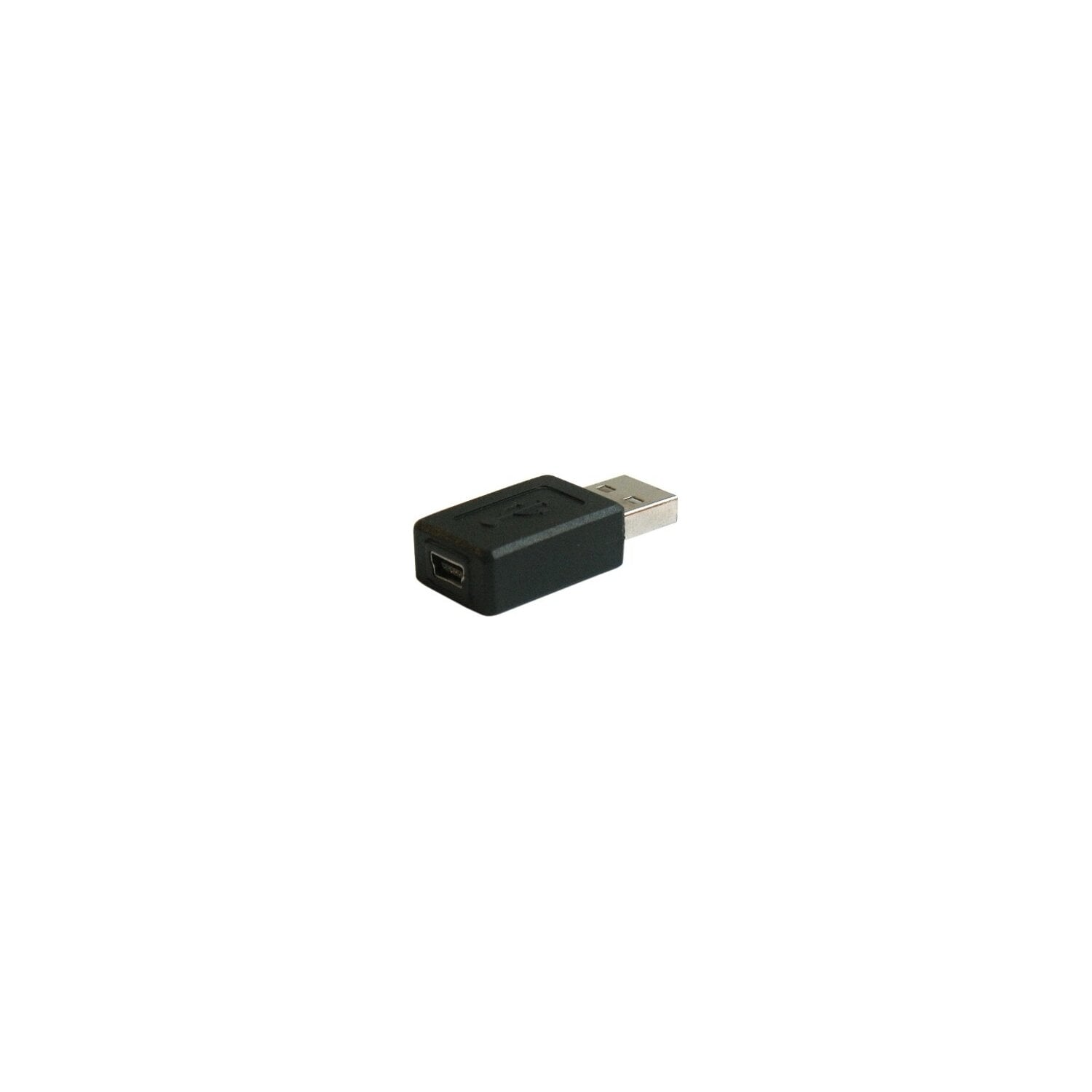 Adapter SAVIO Mini USB B 5-pin - USB A