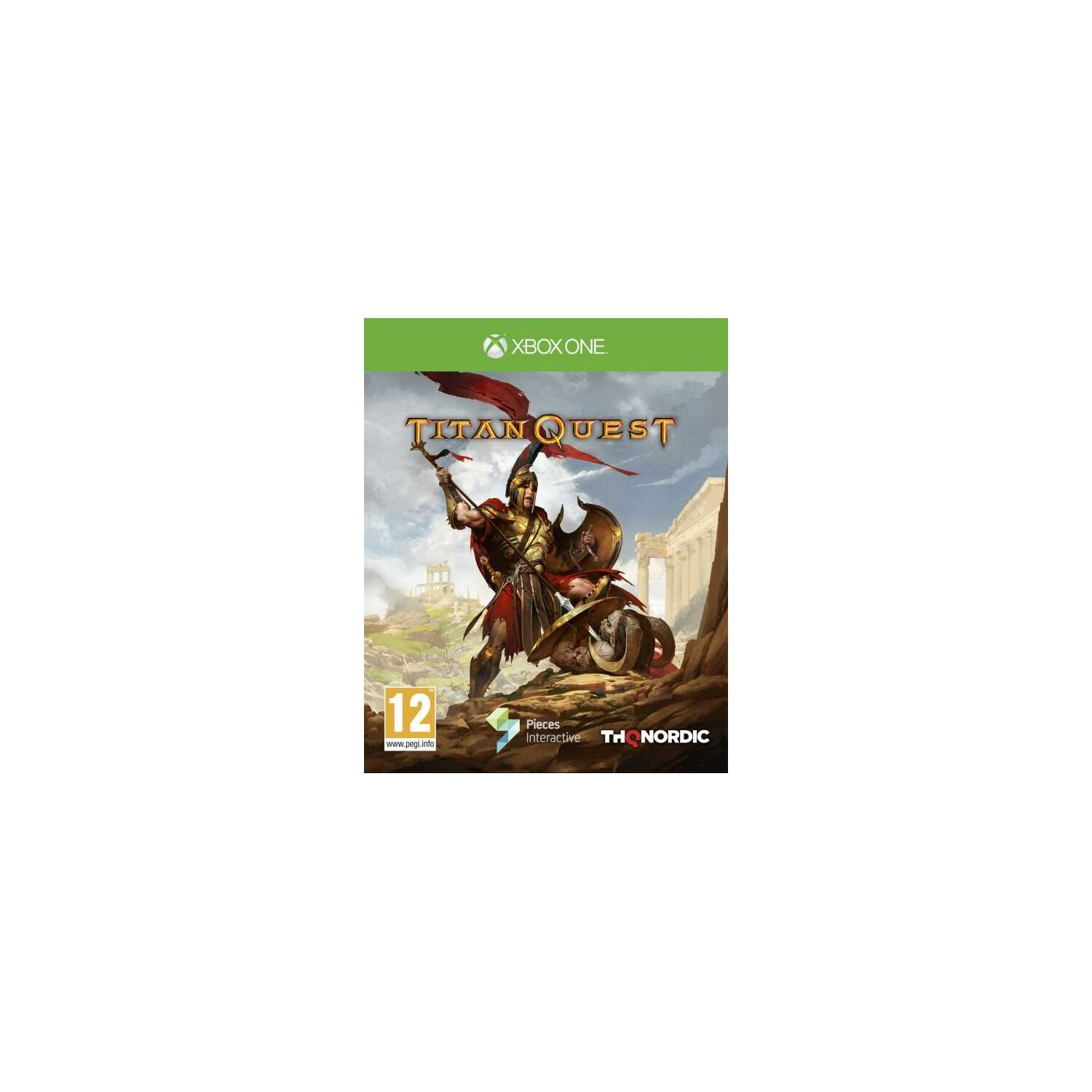 Gra Xbox One Titan Quest
