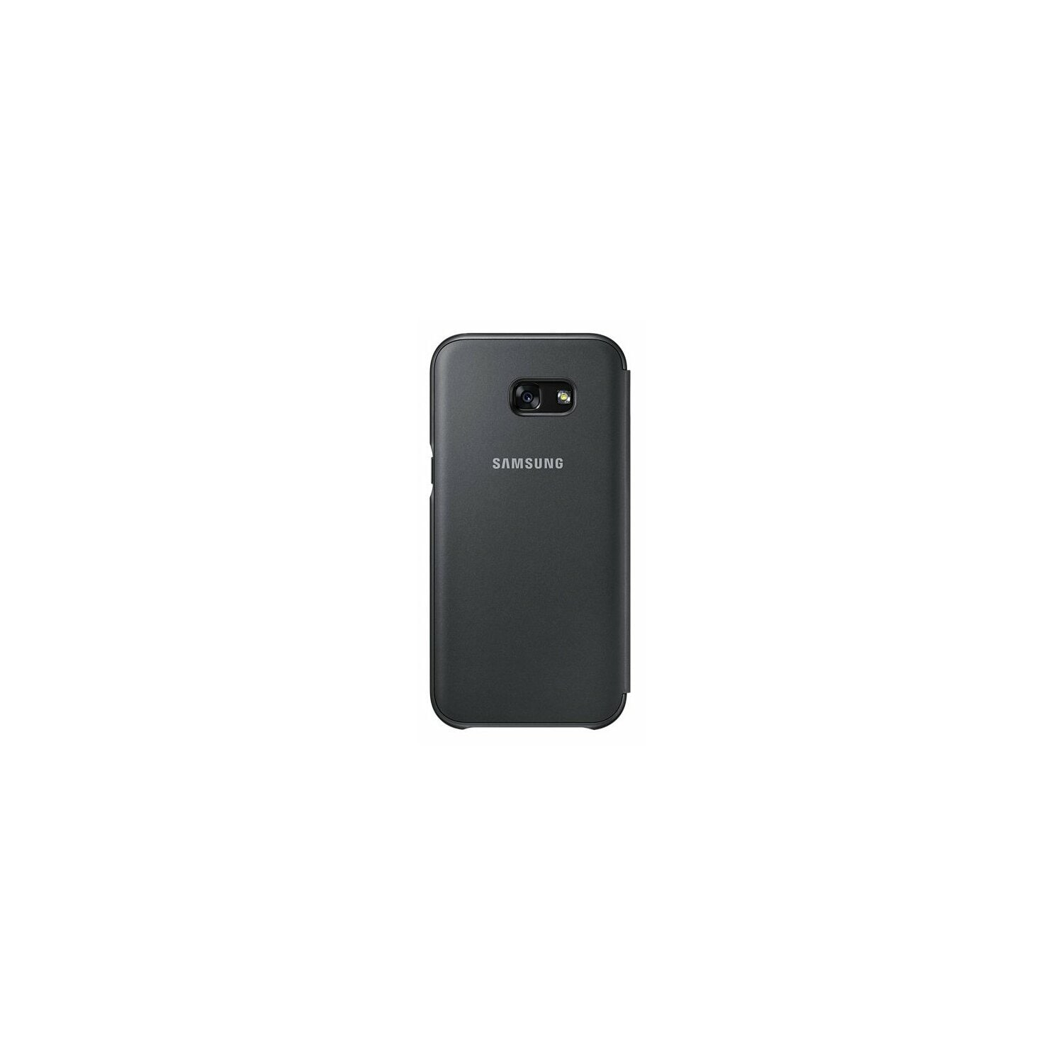 Etui SAMSUNG Neon Flip Cover do Galaxy A5 (2017) Czarny