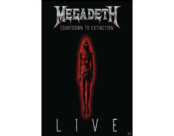 Countdown To Extinction: Live ( LTD DVD+CD)