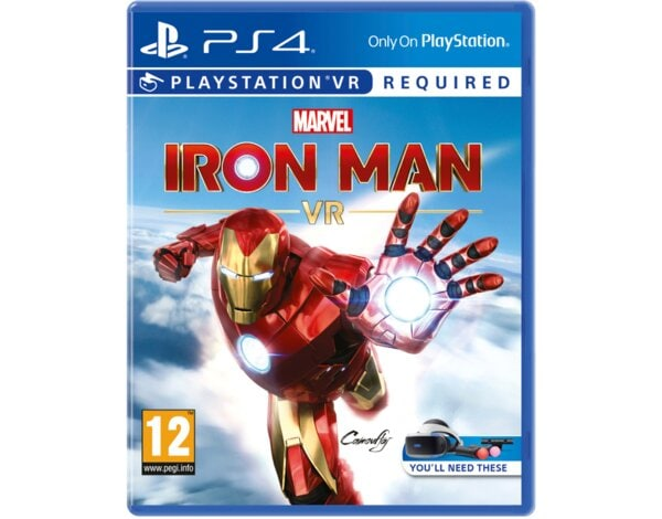 Gra PS4 Marvel's Iron Man VR