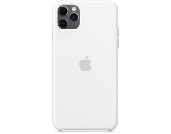 Etui APPLE Silicone Case do iPhone 11 Pro Biały MWYL2ZM/A