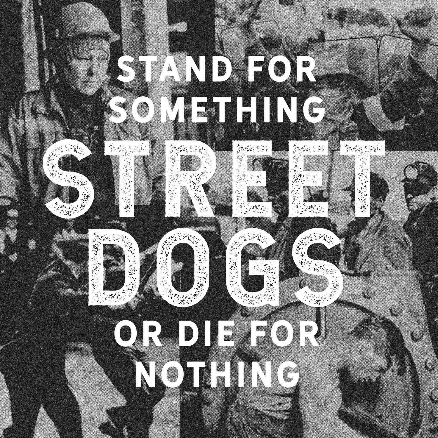 STAND FOR SOMETHING OR DIE FOR