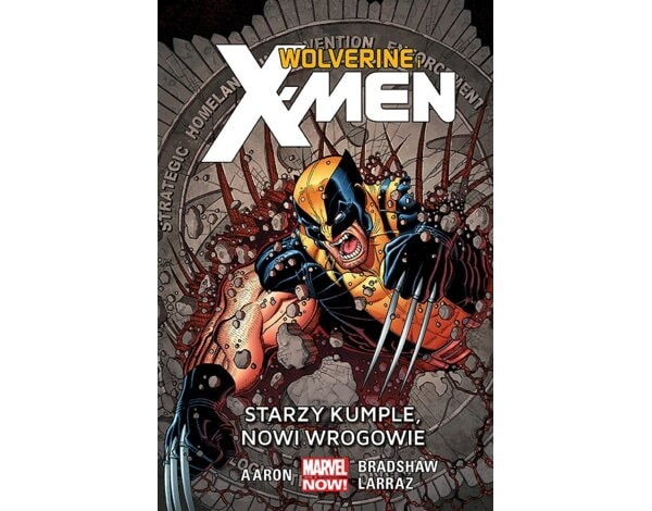Wolverine and the X-Men: Starzy kumple, nowi wrogowie, tom 4