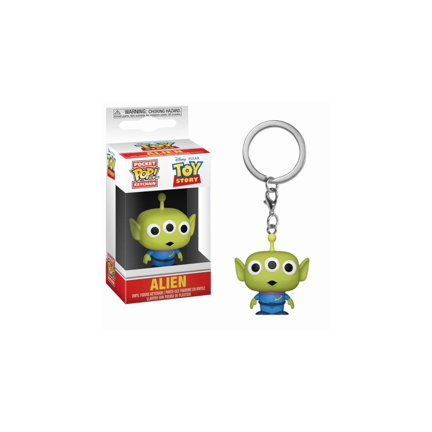 Figurka FUNKO Pop Disney :  Toy Story - Alien