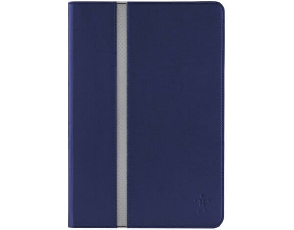 Etui BELKIN Stripe Cover with Stand for Samsung Galaxy Tab 3 10.1 Niebieski