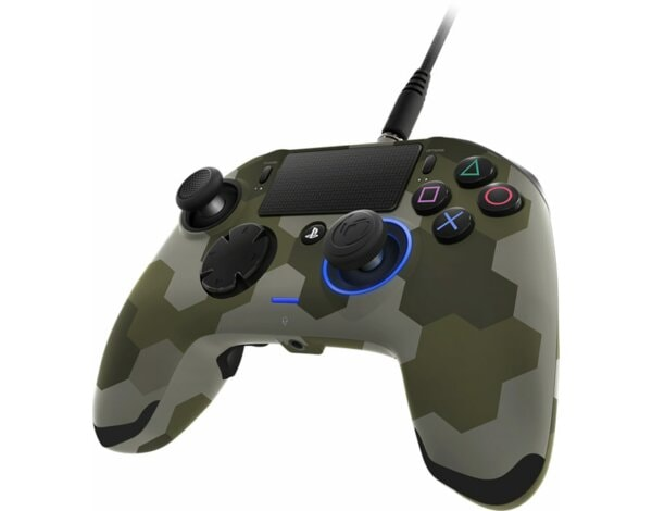 Kontroler BIG BEN Nacon Revolution Controller Camo Zielony do PS4