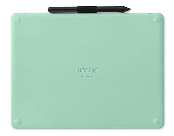Tablet graficzny WACOM Intuos M Pen and Bluetooth Pistacjowy CTL-6100WLE-N