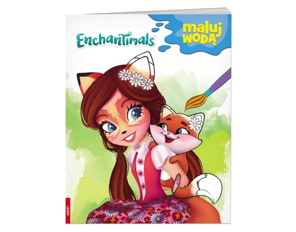 Enchantimals. Maluj wodą