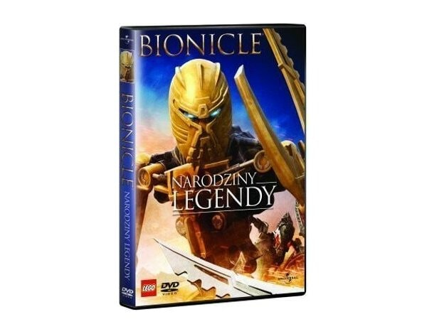 Film TIM FILM STUDIO Bionicle- Narodziny Legendy