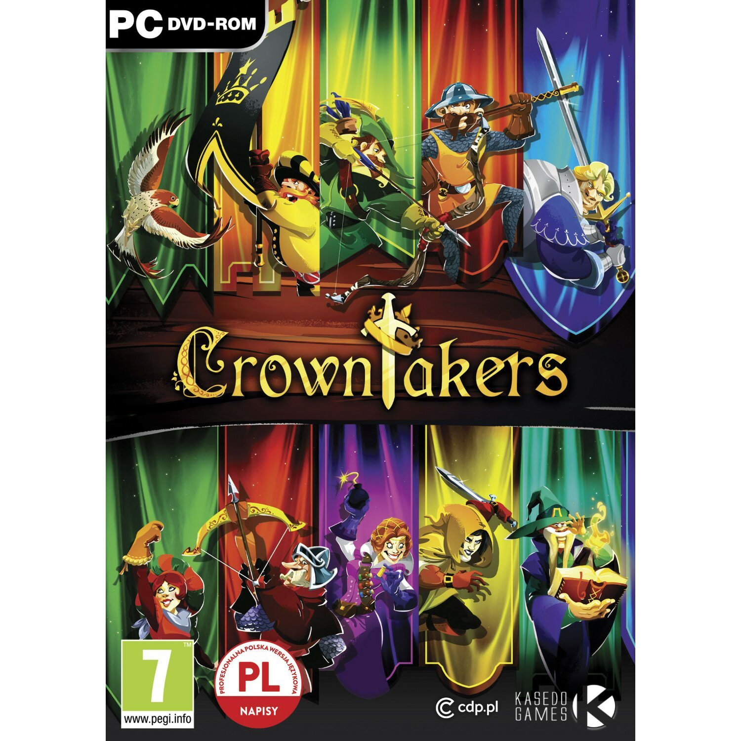 Gra PC Crowntakers