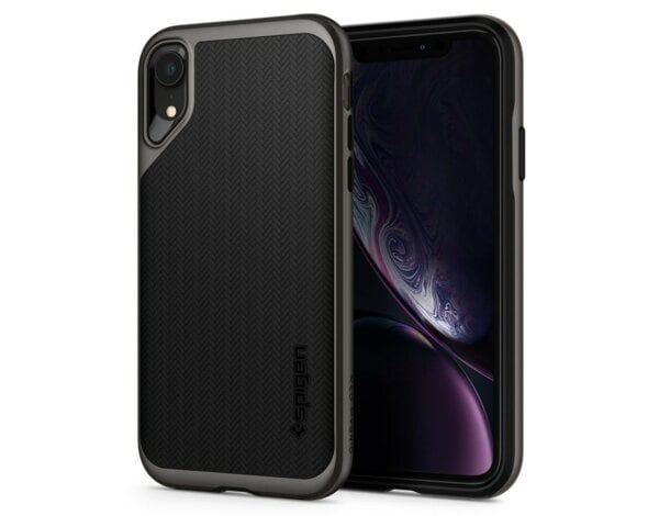 Etui na smartfon SPIGEN Neo Hybrid do Apple iPhone XR Szary 064CS24878