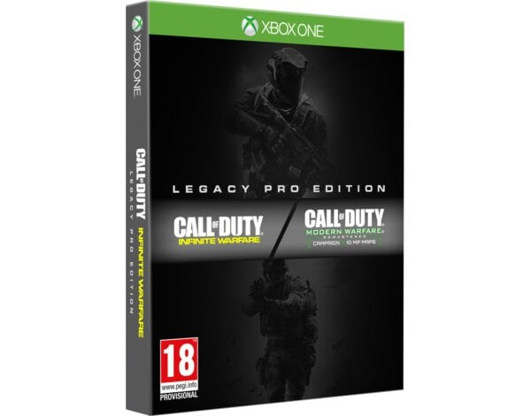 Gra Xbox One Call of Duty: Infinite Warfare Legacy Pro Edition