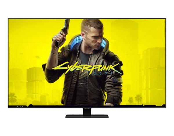 """Samsung QE65Q80TAT 65"""" QLED UltraHD 4K"""