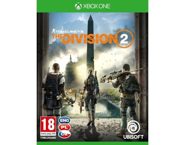 Gra Xbox One Tom Clancy's The Division 2
