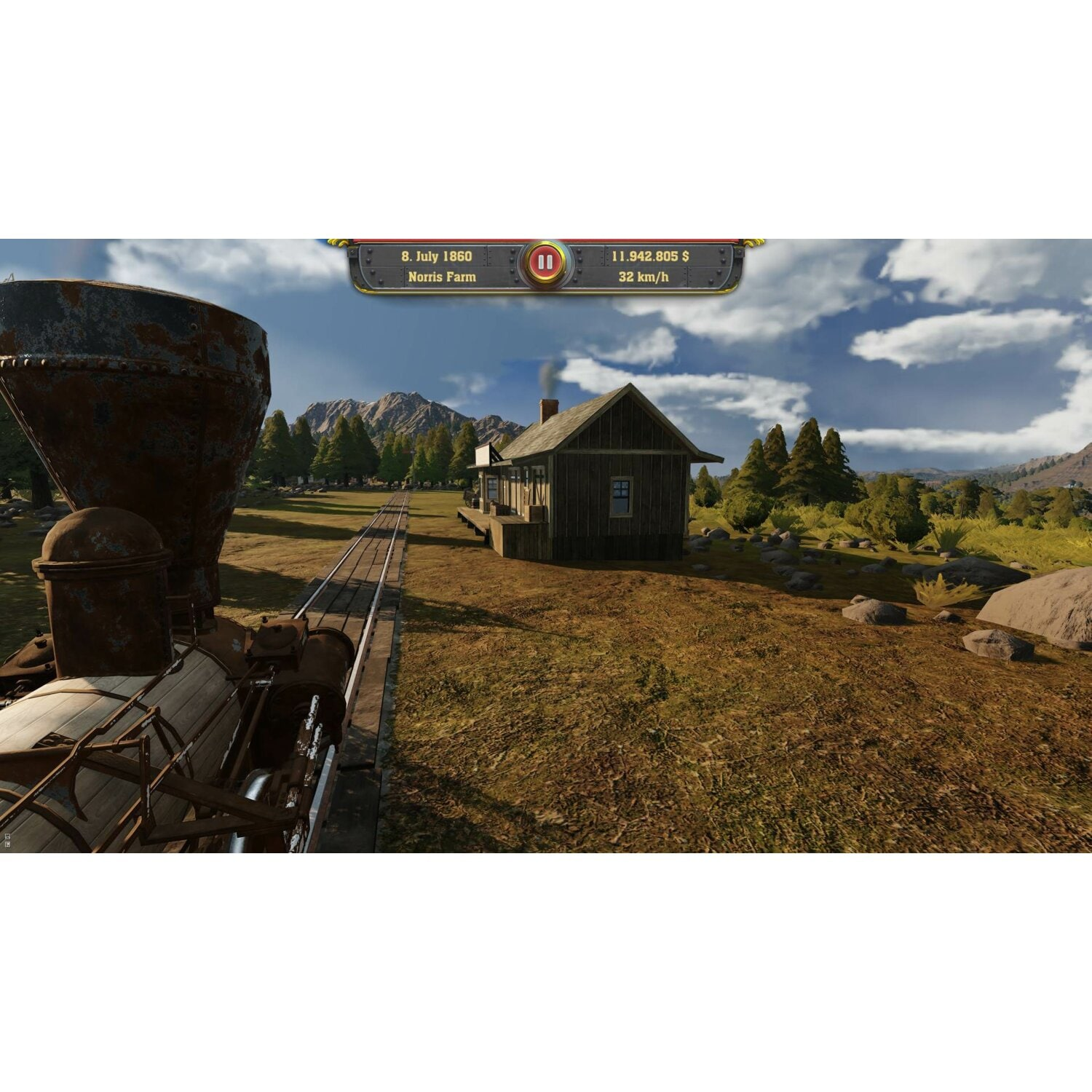 Gra Xbox One Railway Empire