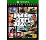 Gra Xbox One Grand Theft Auto V Premium Edition