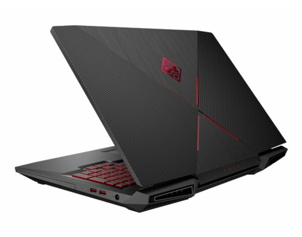 Laptop HP Omen 17-an011nw i7-7700HQ/8GB/256GB/GTX1050Ti/Win10H