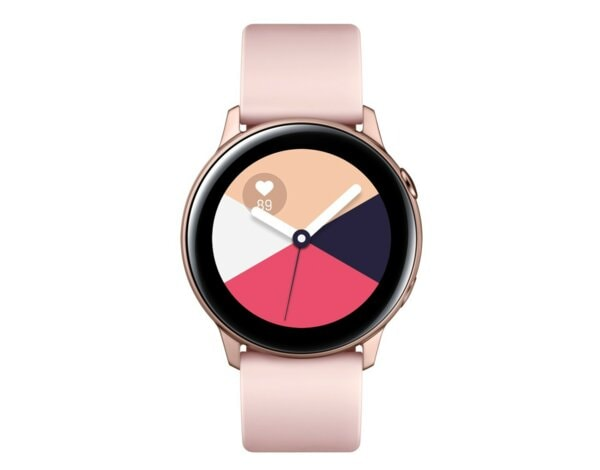 93fbf7dbafd62 SmartWatch SAMSUNG Galaxy Watch Active Różowe złoto SM-R500NZDAXEO ...