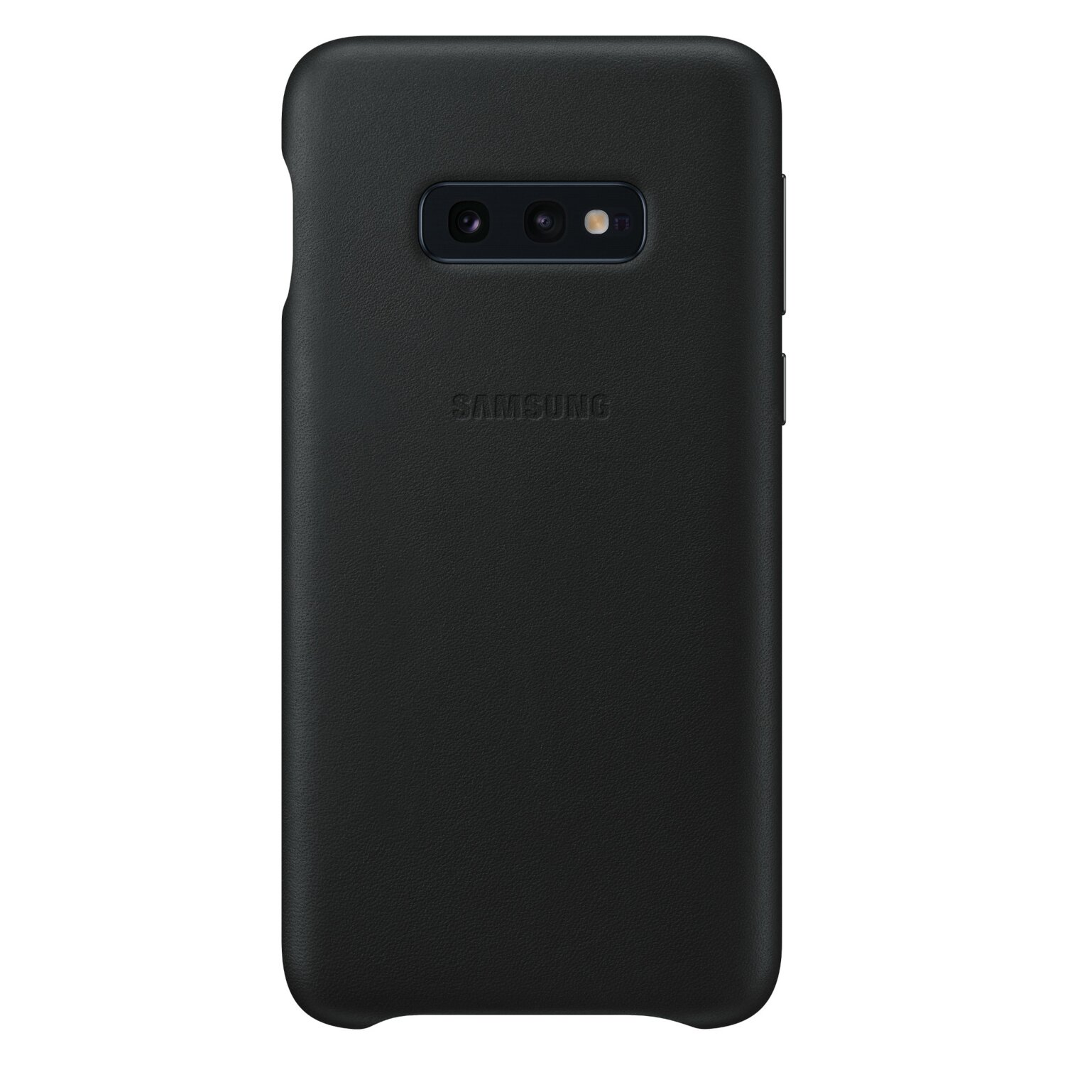 Etui SAMSUNG Leather Cover do Samsung Galaxy S10e Czarny EF-VG970LBEGWW
