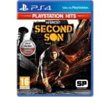 Gra PS4 PlayStation HITS inFAMOUS: Second Son
