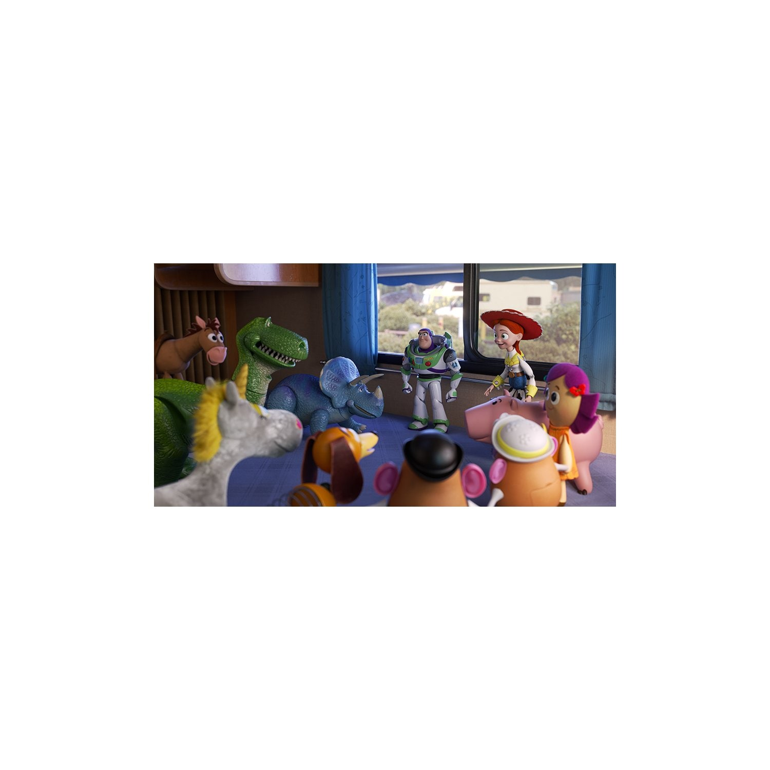 Toy Story 4 (BD)
