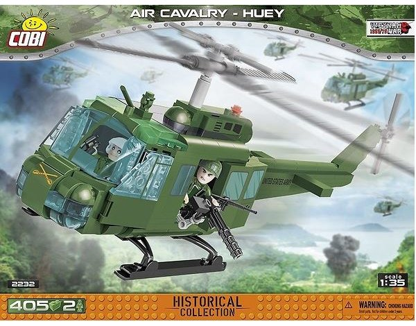 2232 Air Cavalry - Huey Historical Collection
