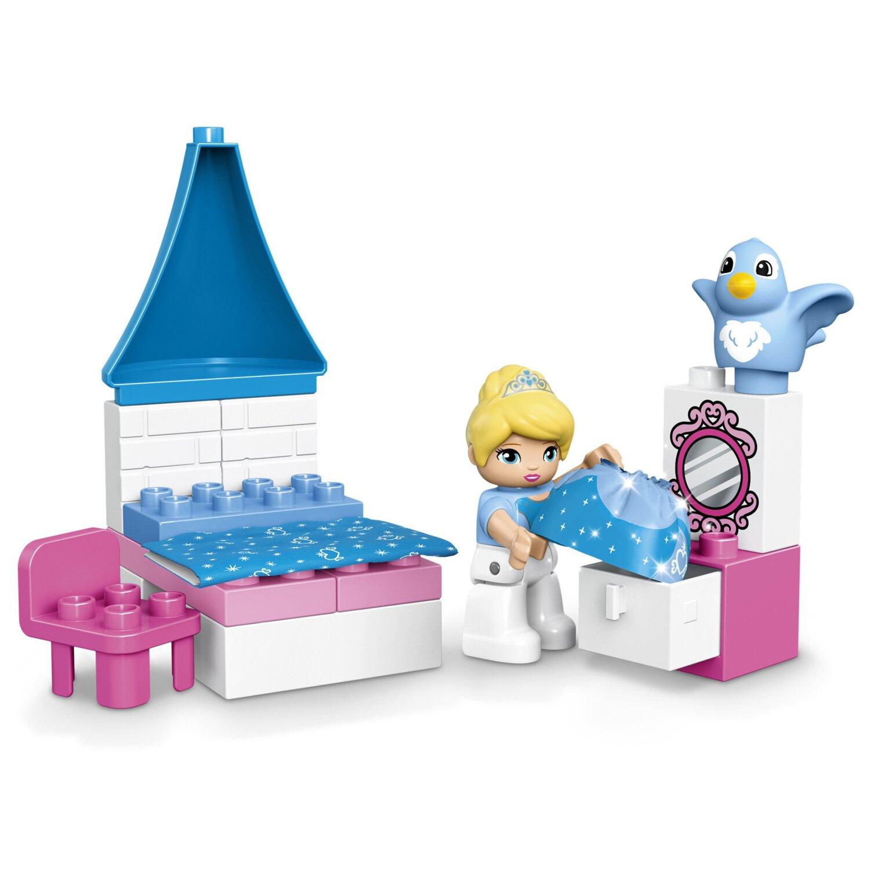 Klocki Lego Duplo Magiczny Zamek Kopciuszka Sklep Mediamarktpl