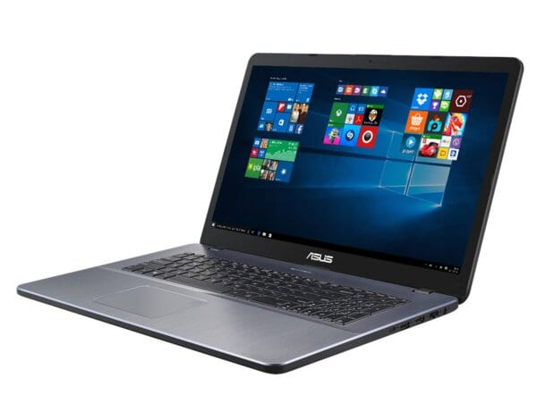 Laptop ASUS VivoBook F705UQ-BX193T i3-7100/4GB/1TB/940MX/Win10 Star Grey
