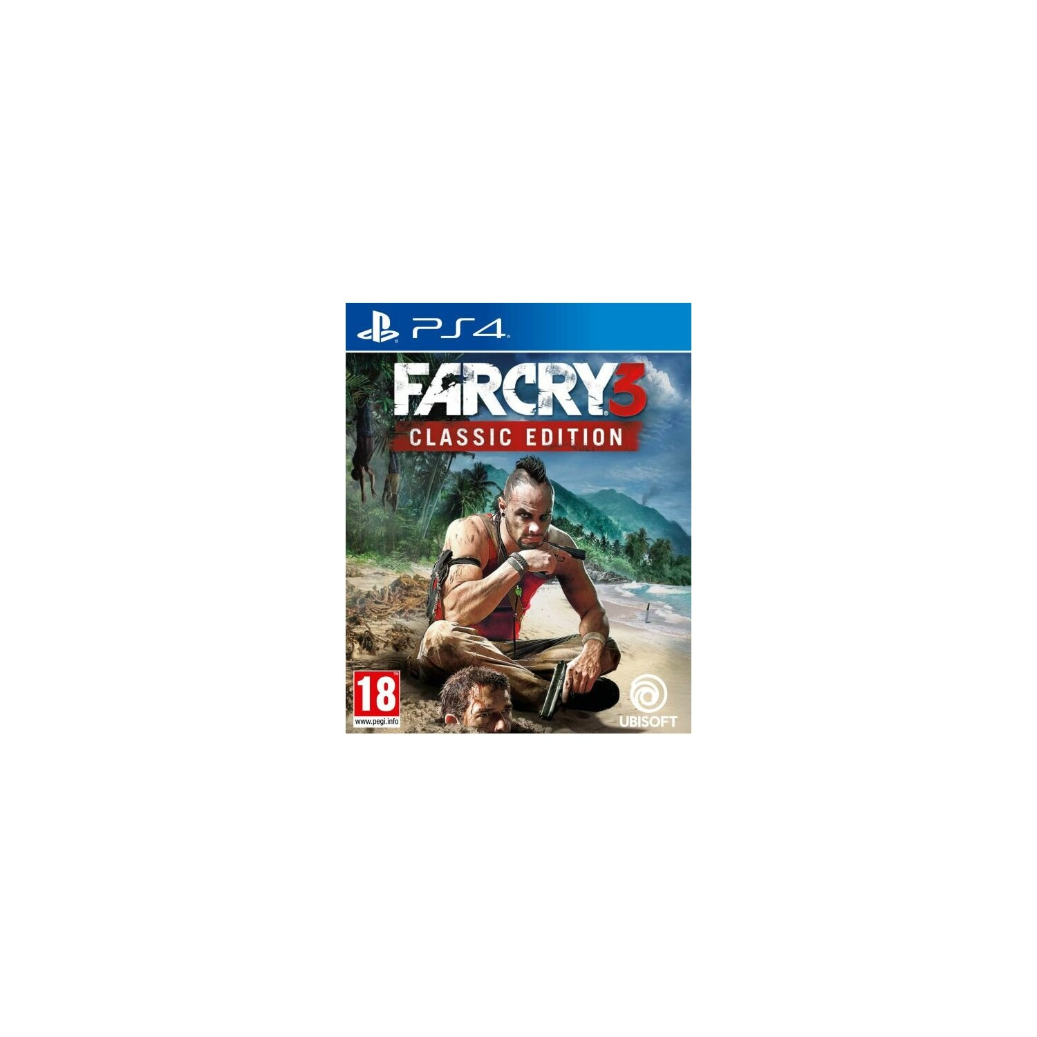 Gra PS4 Far Cry 3 Classic Edition