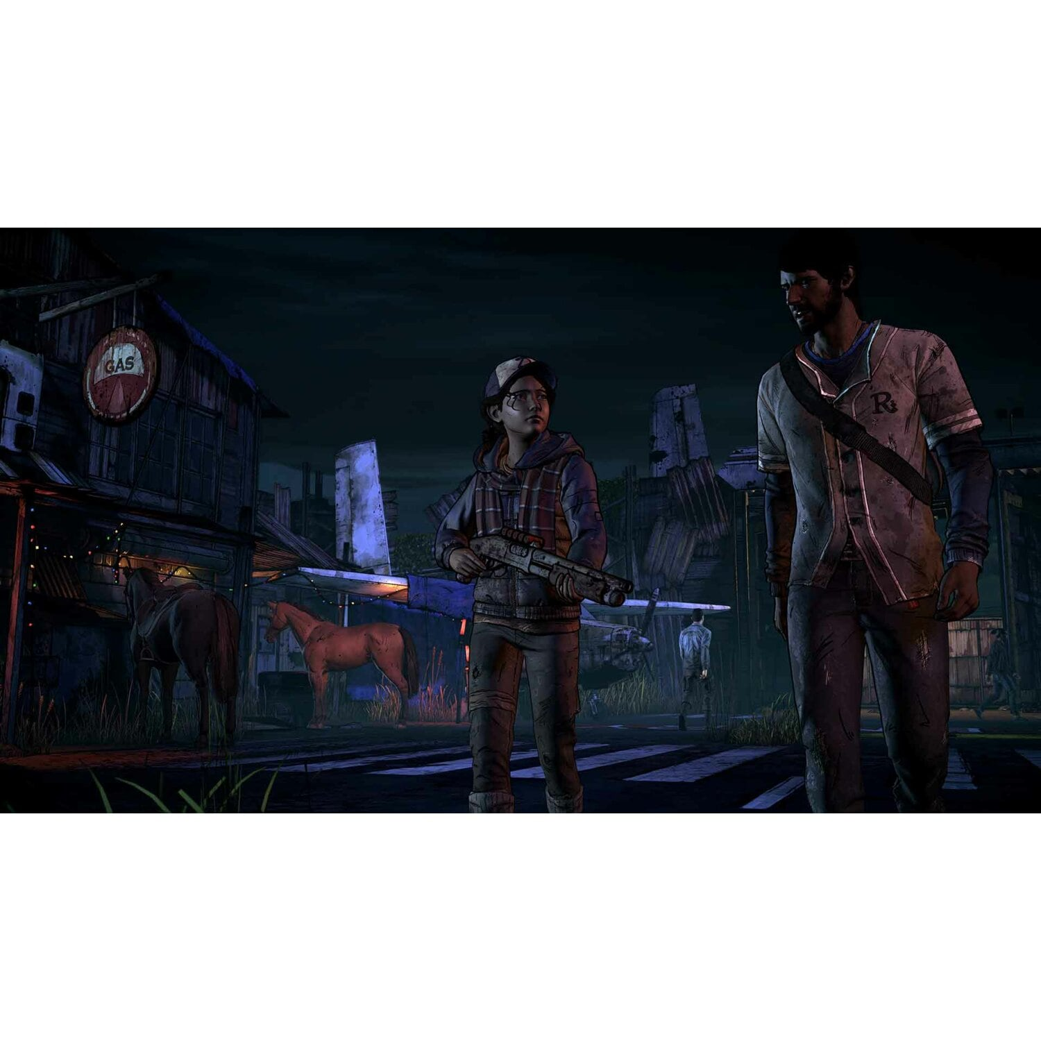 Gra Xbox One The Walking Dead The Telltale Series: A New Frontier