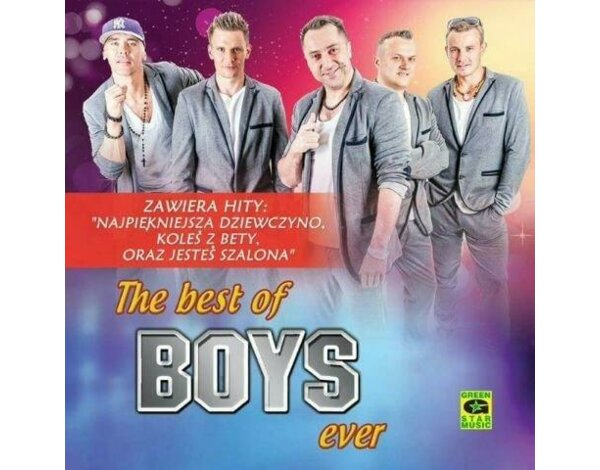 The Best of Boys Ever