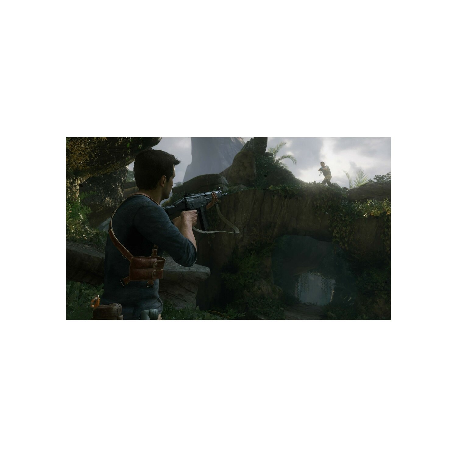 Gra PS4 PlayStation HITS Uncharted 4: Kres Złodzieja