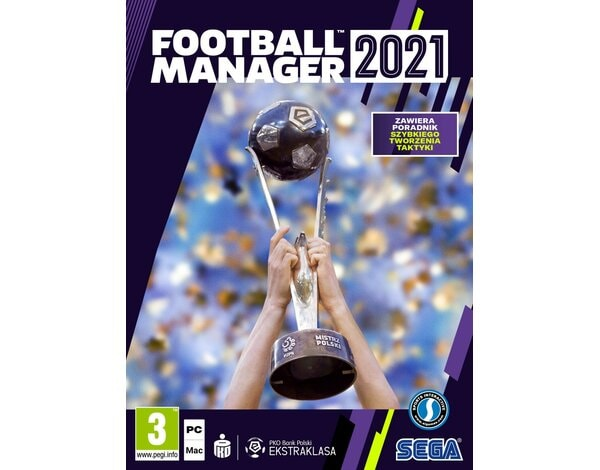 Gra PC Football Manager 2021