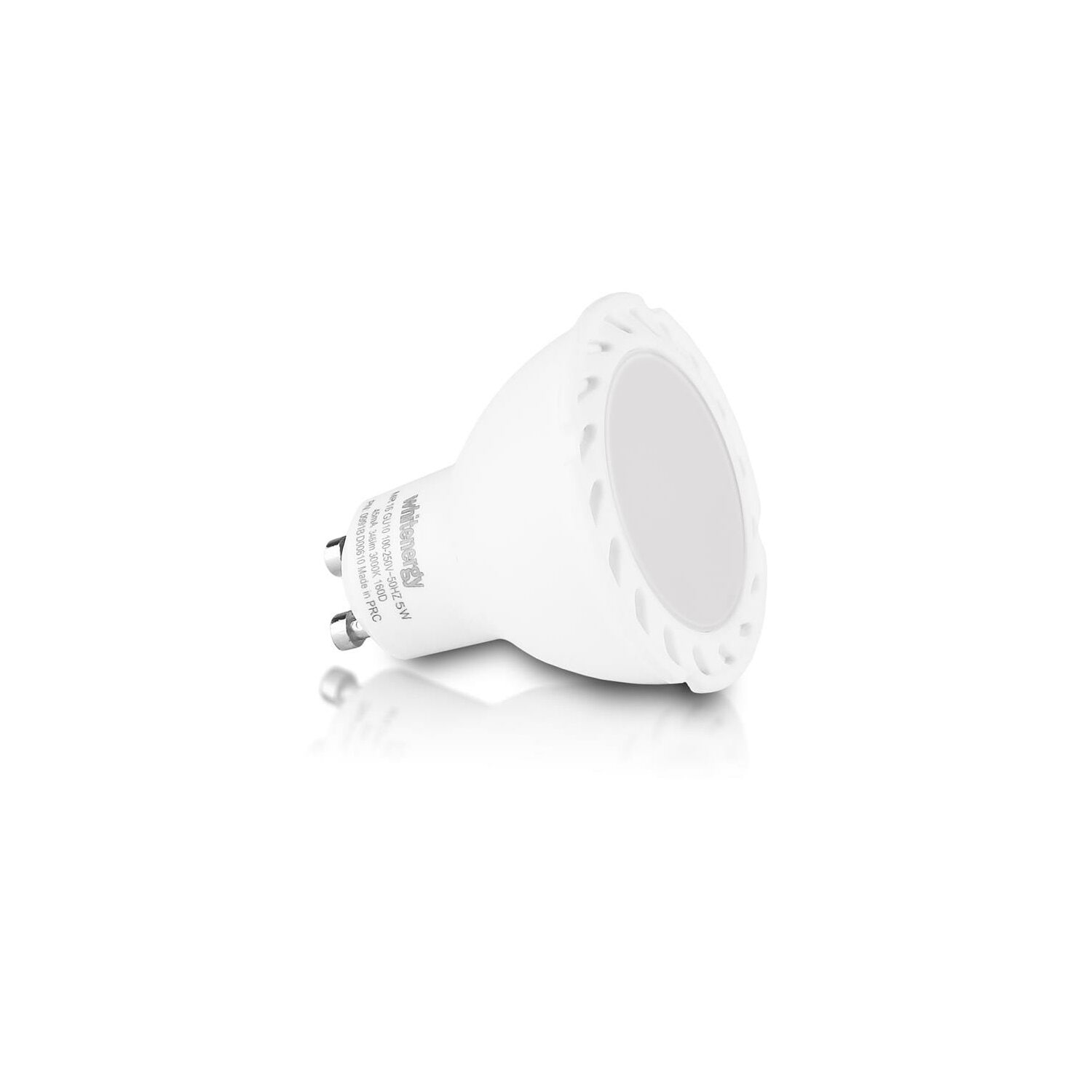 Żarówka LED WHITENERGY 9918 GU10 MR16 5W