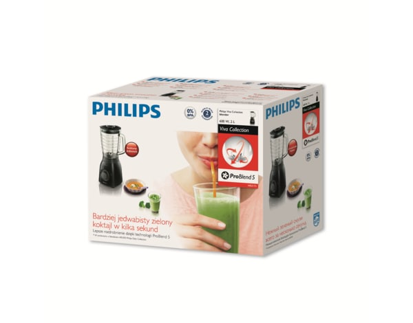 Koktajler PHILIPS Viva Collection HR2173/90