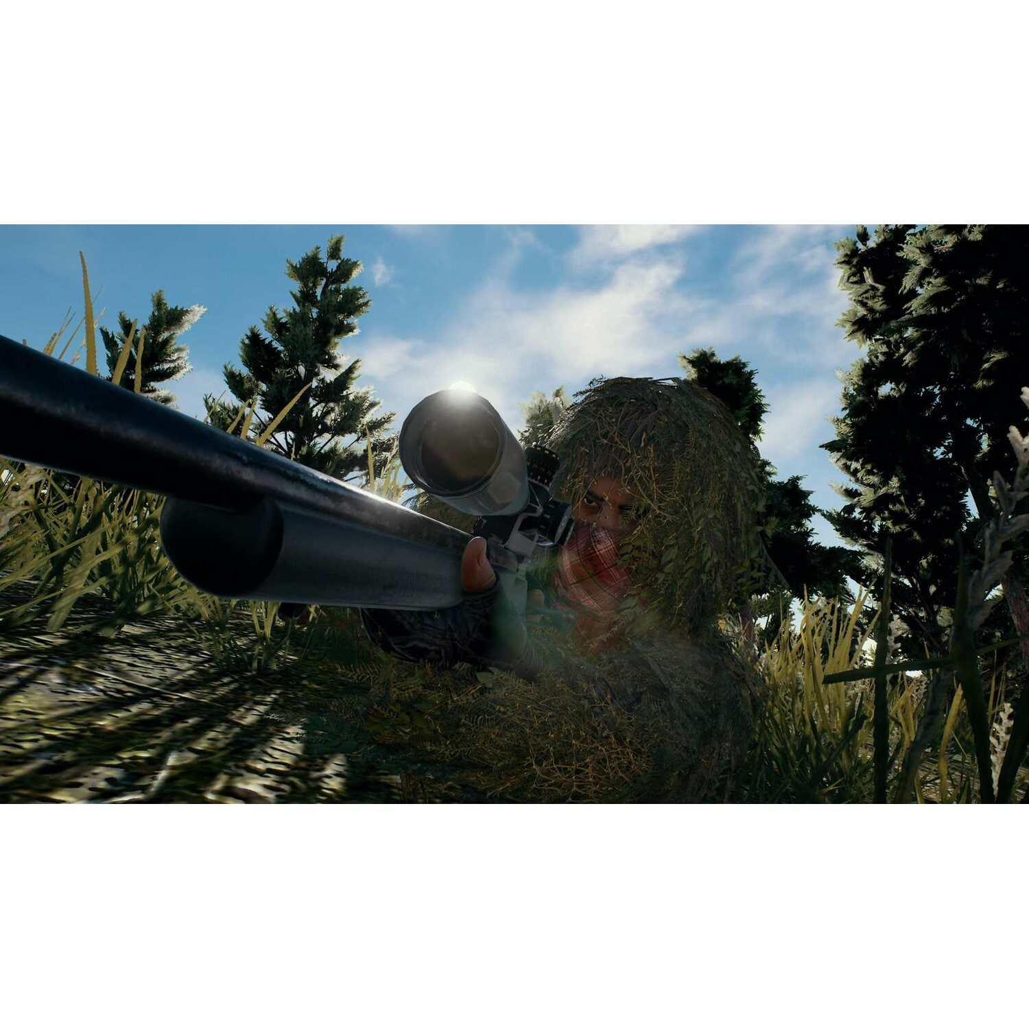 Gra PS4 Playerunknown's Battlegrounds